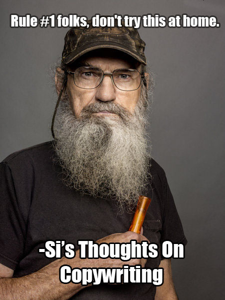 Uncle Si Duck Dynasty Quotes