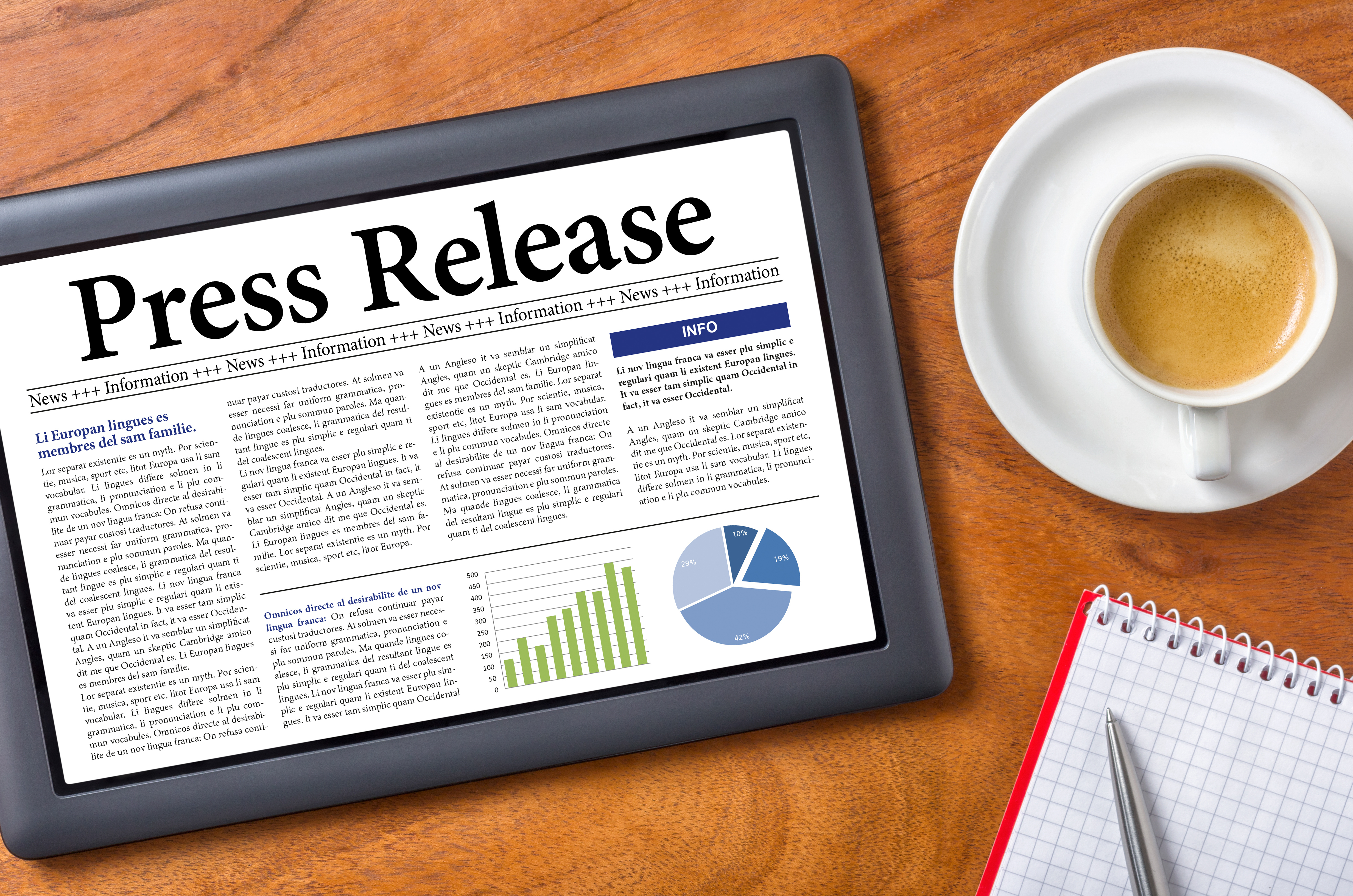 what is press release