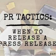 press release distribution tips
