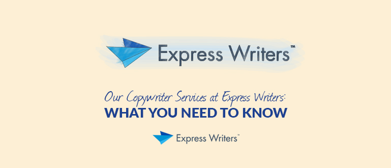 copywriter services