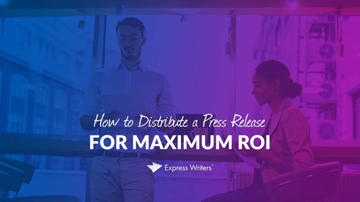 How to release and distribute a press release