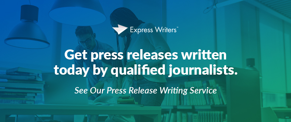 Get quality press releases today