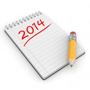 New Year's web content