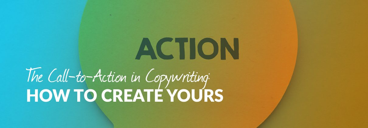 call to action in copywriting