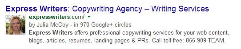 before google authorship change