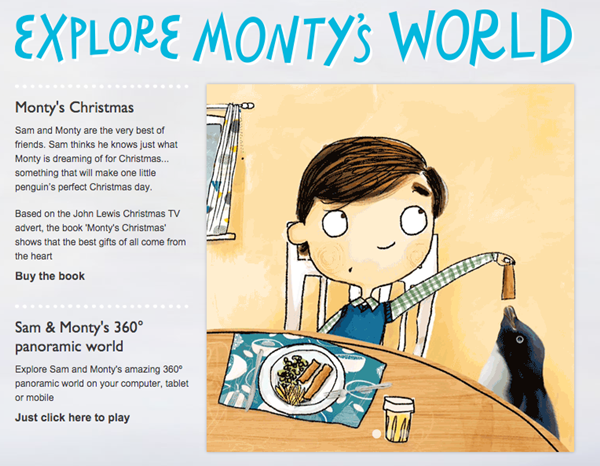explore montys world