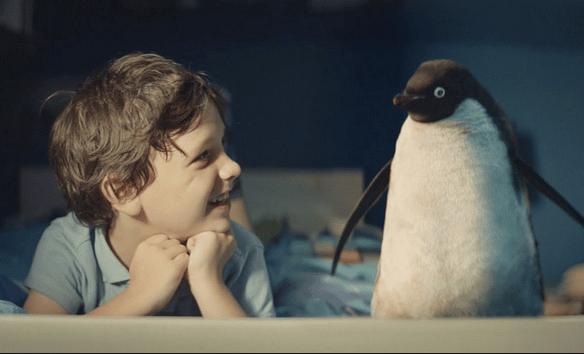 monty the penguin
