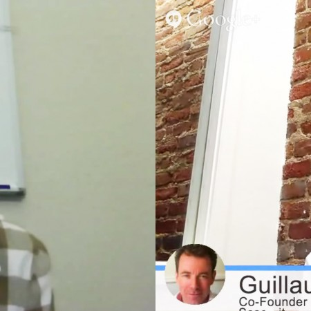 Google Hangout: Content Curation Interview with Guillaume Decugis, CEO of ScoopIt & Julia McCoy