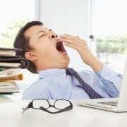 yawning over boring niche writing