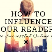 How to Influence Your Readers