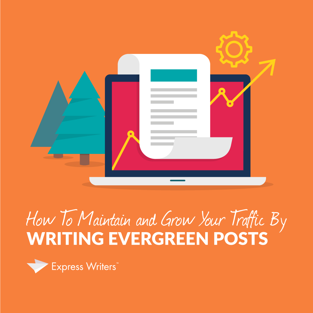 maintain evergreen blog posts