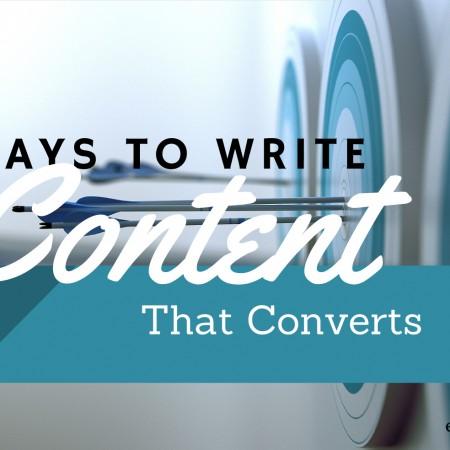 A Guide: 37 Ways To Write Content That Converts