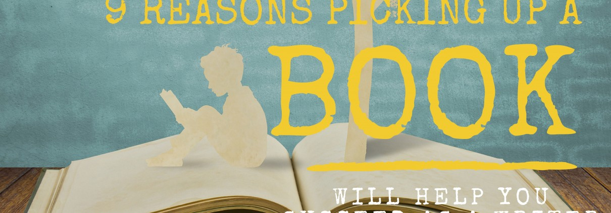 9 reasons picking up a book and reading it today will help you 9 reasons picking up a book and reading it today will help you succeed as a writer fandeluxe Image collections