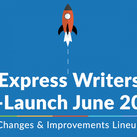 Express Writers Re-Launches June 2015: Our Membership Program, New Products, and Quality Updates