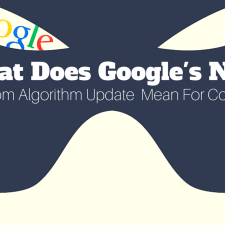 What Does Google's New Phantom Algorithm Update Mean For Content?