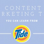 tide marketing tips