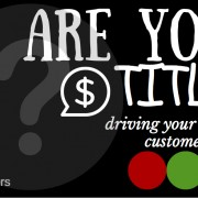 Are Your Titles Driving Potential Customers Away