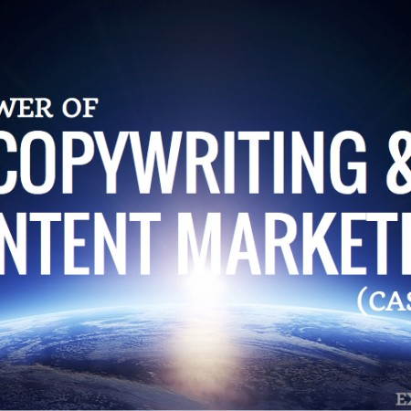 The Power of Copywriting & Content Marketing Today (Case Study)