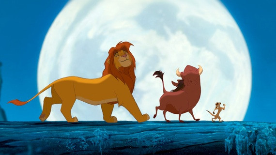 Repeat Hakuna Matata a few times and everyone will smile.