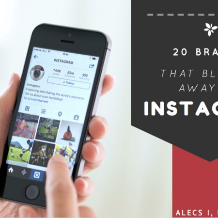 20 Brands That Blow It Away On Instagram & What To Learn From Them
