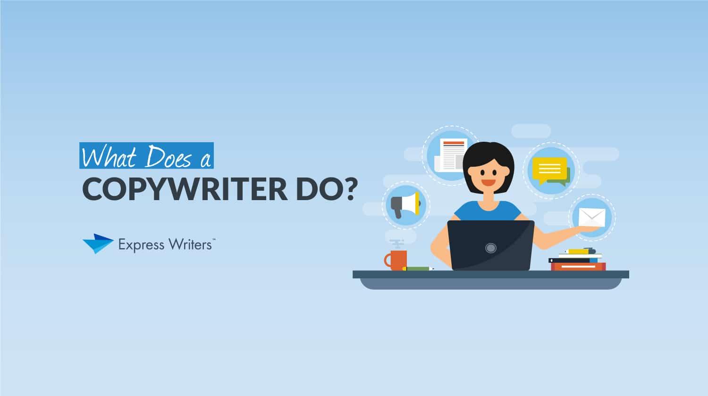 what does a copywriter do?