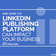 publishing content on Linkedin