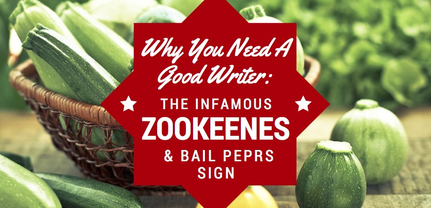 zookeenes and bail peprs