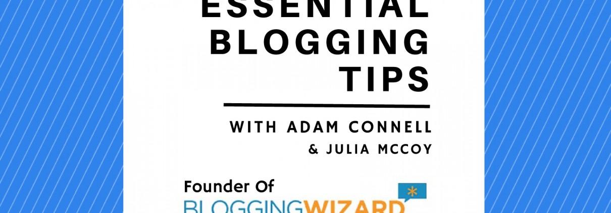 blogging wizard interview