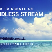 Endless Content Stream