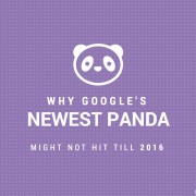 Google's Newest Panda 2016