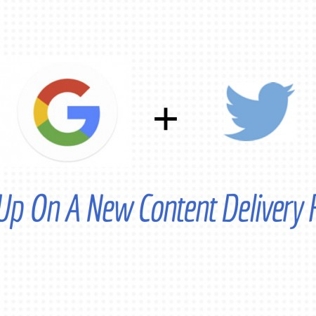Google & Twitter Team Up On A New Content Delivery Platform