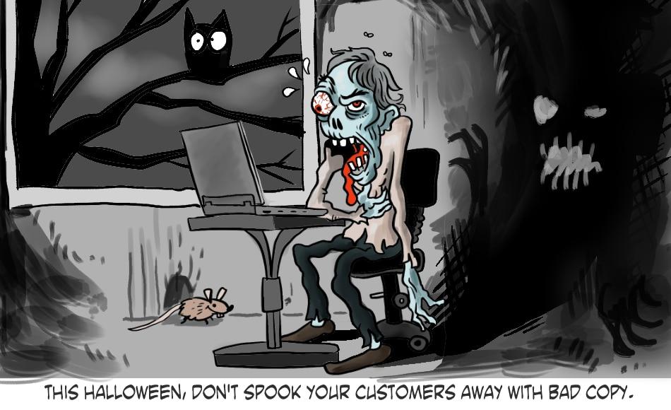 Spooktacular content