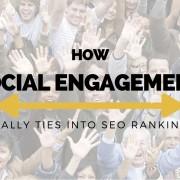 Social & SEO rankings