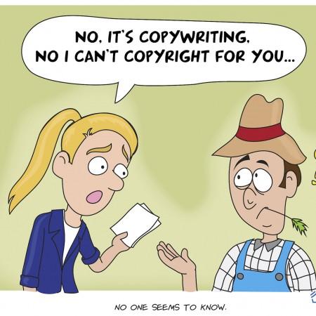 Copywriting vs. Copyrighting (& 9 Other Times Copywriting Went Wrong)