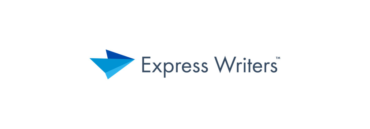 express writers new logo