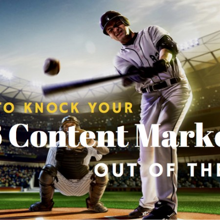 10 Tips To Knock Your 2016 Content Marketing Out of the Park