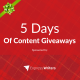 5-Days-of-Giveaways