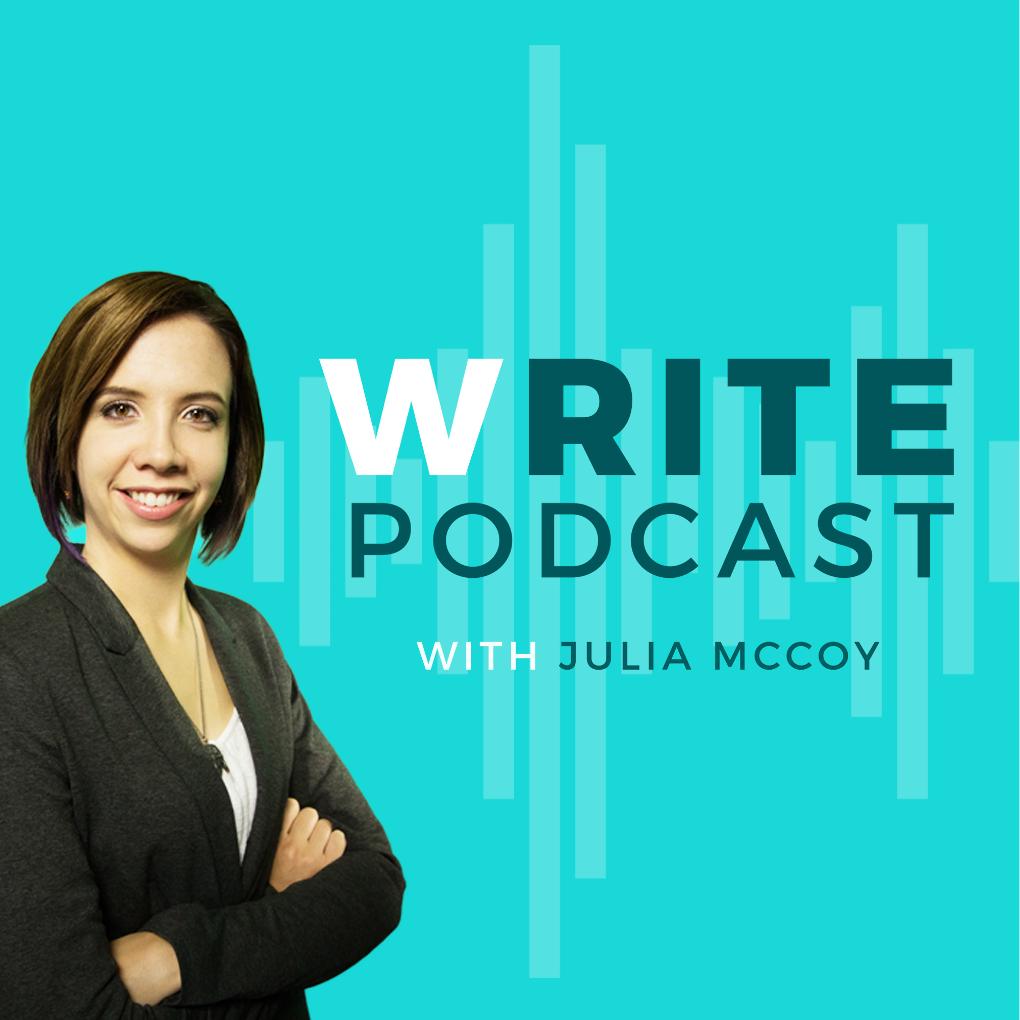 Write Podcast With Julia McCoy