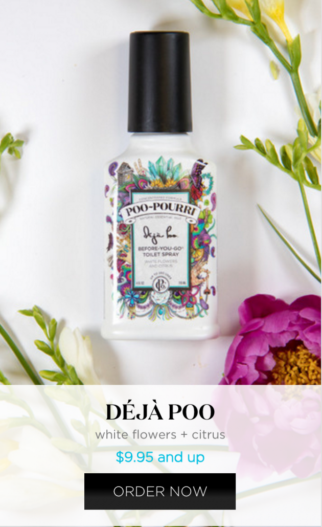 poo pourri product