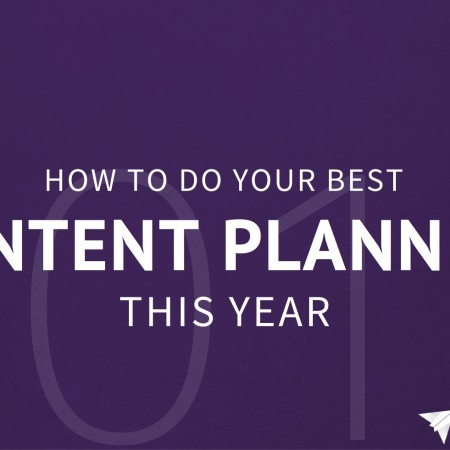 How to Do Your Best Content Planning This 2016