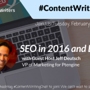 #ContentWritingChat 4 with Jeff 4.52.14 PM