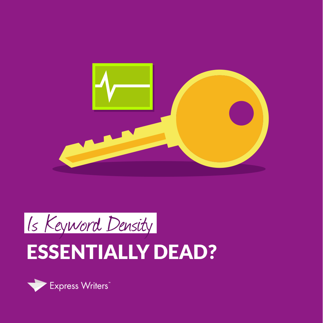 is keyword density dead