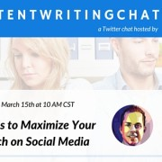 #ContentWritingChat with Shane Barker copy