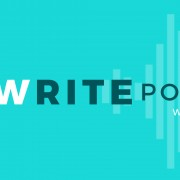 E01 Write Podcast Website Cover Featured Image