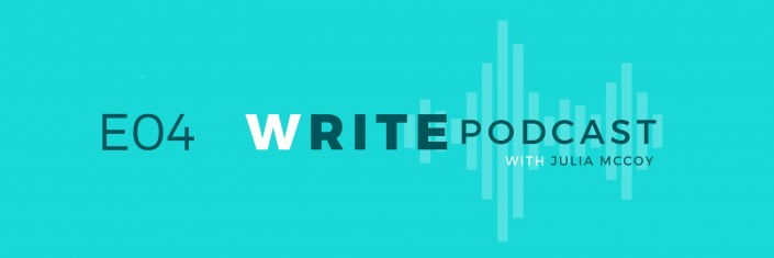 E04 Write Podcast Website Cover Featured Image