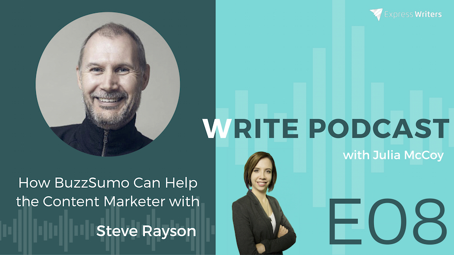 buzzsumo with steve rayson