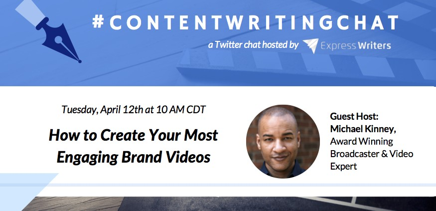 ContentWritingChat with Michael Kinney