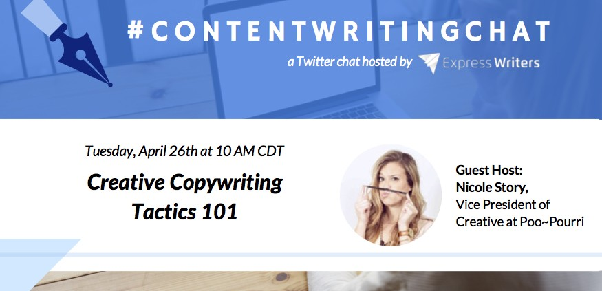 ContentWritingChat with Nicole Story Poo~Pourri