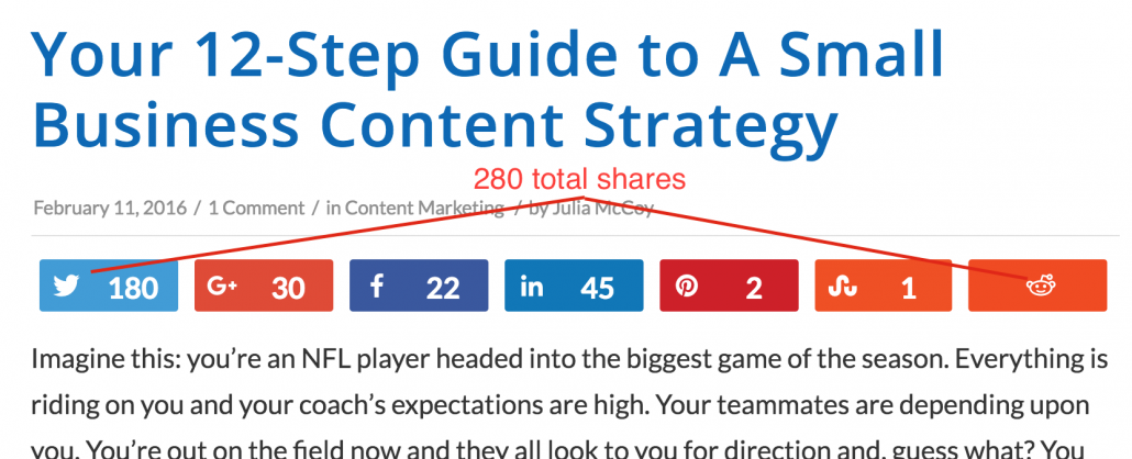 express writers blogging strategy
