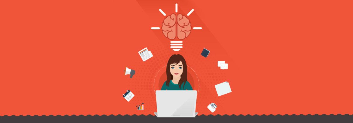 brain of a copywriter